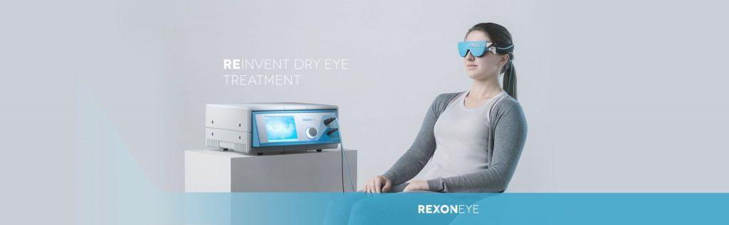 Leczenie zespołu suchego oka Rexon - Eye